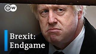 Brexit: Premier Johnson am Ende? | Quadriga