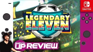 Legendary Eleven Nintendo Switch Review video