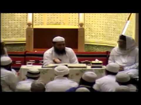 Starting of Jalalain & Mishkat BY Shaikh Hanif Luharvi(d.b) at Masjid e Abu Bakar