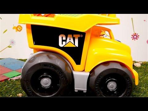 Big Trucks - Tractor Videos - Buses For Kids - Tractors For Children - Trucks