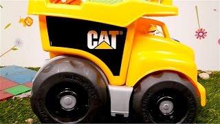 Tayo the Little Bus Garage Construction English Videos