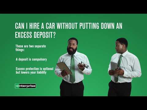 Rental Essentials Episode 14 – The Excess vs The Deposit | Enterprise Rent-A-Car