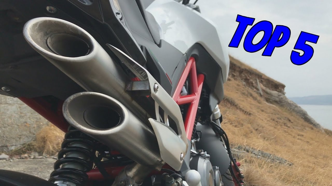 Top 5 Reasons To Buy A Benelli Tnt 125/135