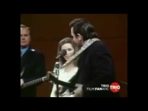 Johnny Cash - Darlin' Companion - Live at San Quentin (Good Sound Quality)