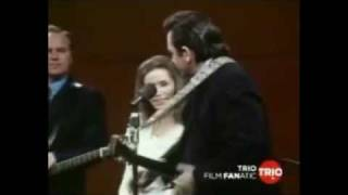 Watch Johnny Cash Darlin Companion video