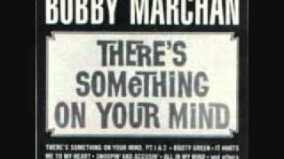 bobby marchan- there