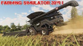 Farming Simulator 2019 ! Kupujemy Fendta  ! - Na żywo