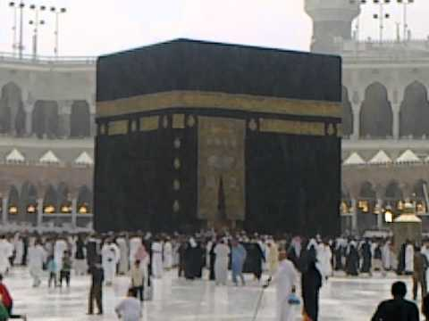 RAIN IN Makah 13TH JANUARY 2011 [HQ]