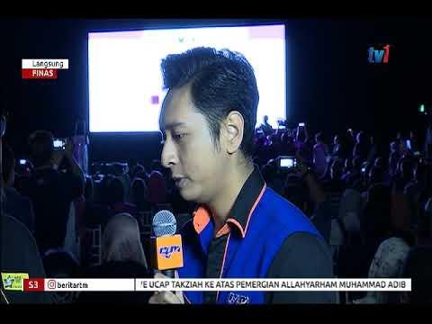 S3 – LANGSUNG, FINAS : PELANCARAN MALAYSIA CREATIVE INDUSTRY EXCHANGE MCIX [18 DIS 2018]