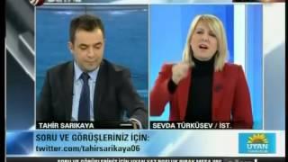 """SEVDA TÜRKÜSEV BEYAZ TV """"UYAN TÜRKİYEM"""" 12 ARALIK 2012 / 2. BÖLÜM"""