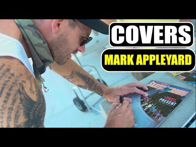 COVERS: Mark Appleyard