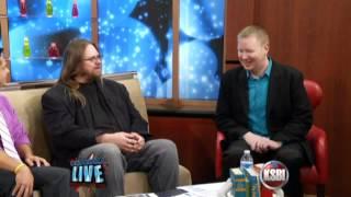 KSBI TV interview