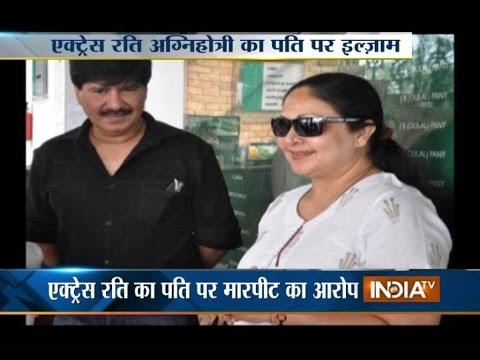 Actress Rati Agnihotri Files Domestic Violence Case Against Husband - India TV