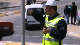15 Trafik görevlisinin işaretleri