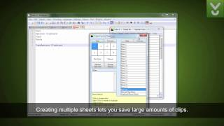 Spartan Lite Multi Clipboard - Save large amounts of clipboard data - Download Video Previews
