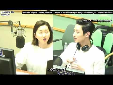 [ENG SUB] 130925 Jang Yoon-joo's Rooftop Radio: Lee Soohyuk