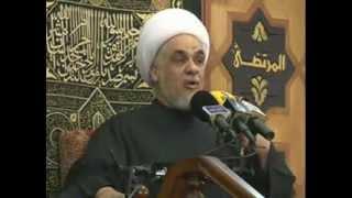 الشيخ الشاهرودي يتكلم عن باسم الكربلائي بكلام خطير