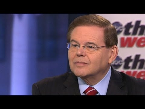 Robert Menendez 'This Week' Interview: Immigration Reform - Pathway to Citizenship is on the Table