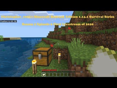 Minecraft Bedrock Edition Survival Series Season 2 Episode 6