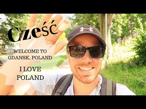 Gdansk POLAND | A MUST VISIT WHEN IN POLAND