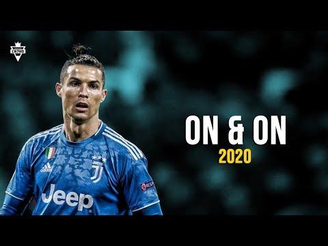 Cristiano Ronaldo 2020 ► Cartoon - On & On (feat. Daniel Levi)   HD