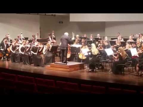 Brahms 4.symfoni med Orkester Norden i Musikkens Hus i Aalborg august 2016.