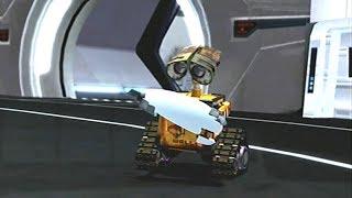 (Gameplay casual) WALL-E (Xbox 360) (Buenos Propósitos) (Semana del cumpleañero - Día 2)