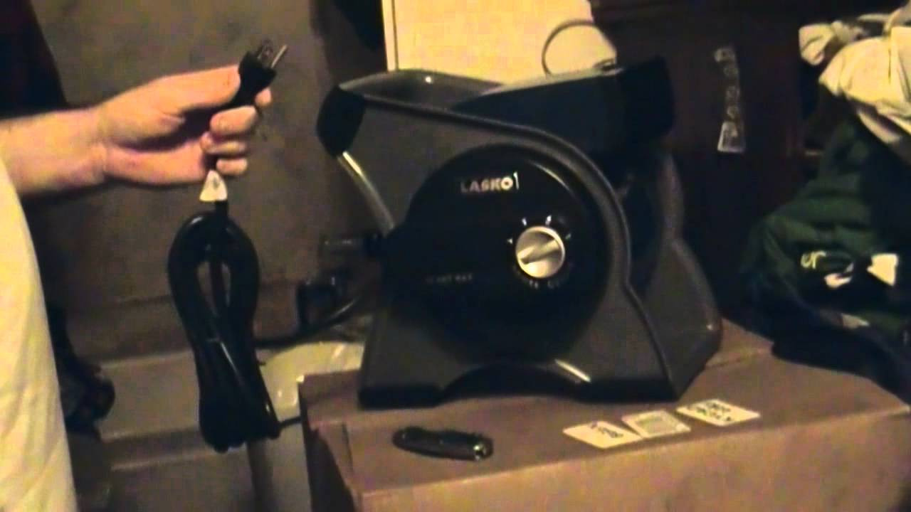 Lasko blower fan model u12100 youtube lasko blower fan model u12100 publicscrutiny Image collections