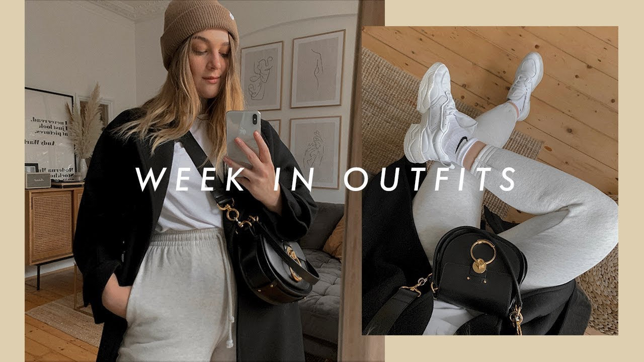 [VIDEO] - A WEEK IN OUTFITS | EVERYDAY AUTUMN LOOKS | I Covet Thee 1