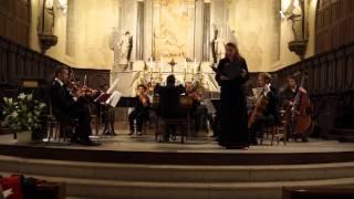 Vivaldi Laudate Pueri RV 601 Orchestre Baroque Symphonie de Breizh - Claude Nadeau Musique Baroque