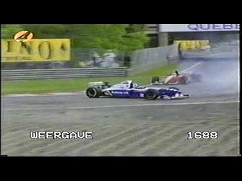 FBS F1 1995 Coulthard at Canada