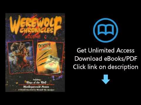 Werewolf The Apocalypse Pdf