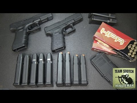 Glock Magpul PMAG Review and Torture Test