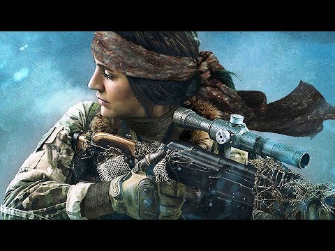 SNIPER GHOST WARRIOR CONTRACTS Walkthrough Gameplay Part 1 - PROLOGUE