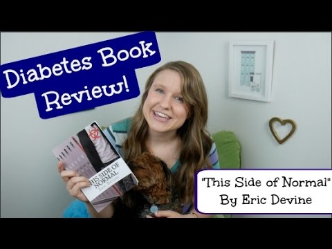 "Diabetes Book Review! - ""This Side of Normal"" by Eric Devine (+GIVEAWAY!)"