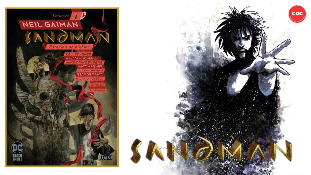 Sandman #4 Estación de Nieblas - Ovni Press