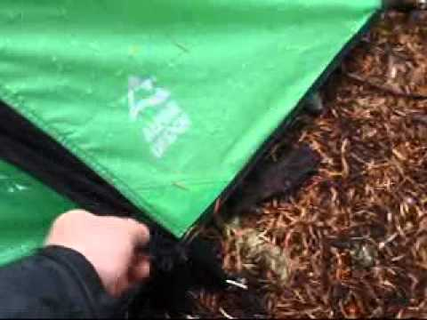 & Alpine design solitude one person tent review - YouTube
