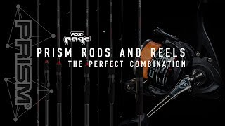 ALL MODELS AVAILABLE PRISM REEL FOX RAGE