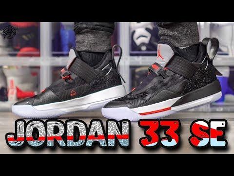 16b4335902d Jordan 33 SE First Impressions!