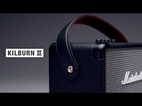 Marshall - Kilburn II Portable Speaker - Intro/Trailer