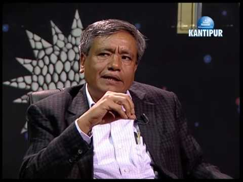 Surendra (Ram) Karki, Minister of Information and Communications in TOUGH talk