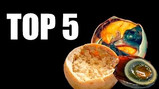 TOP 5 - Nejodpornějších jídel