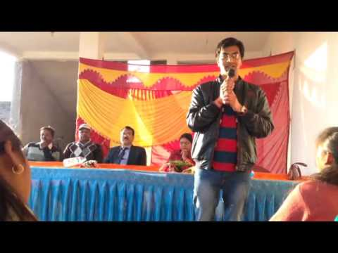 Engineer's Meet Motivational Speech Angara Ranchi Jharkhand