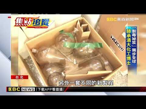 台版「絕命毒師」 兩億製毒王國遭警攻破