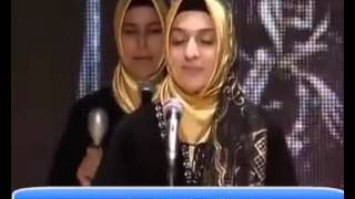 Download Video Maula Ya Salli Wa Sallim Beautiful naat by Beautiful Arabic Girls Masha ALLah MP3 3GP MP4