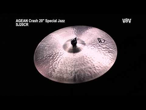 "Special Jazz Crash 20"" vídeo"