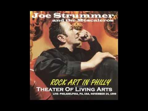 Joe Strummer : Rock Art in Philly [Bootleg] 1999