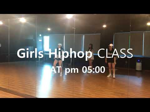 EZ DANCE / SERIN Girls HIPHOP Basic
