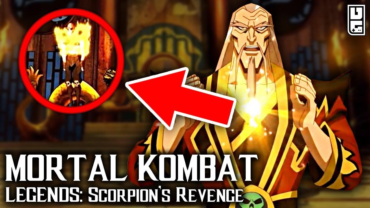 mortal kombat scorpions revenge nitara