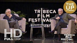 Robert De Niro and Martin Scorsese at director's talk panel at Tribeca Film Festival 2019